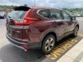 2019 Basque Red Pearl II Honda CR-V LX AWD  photo #5