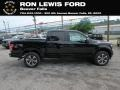 Agate Black 2019 Ford F150 STX SuperCrew 4x4