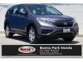 2016 Modern Steel Metallic Honda CR-V LX  photo #1