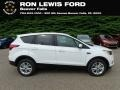 2019 Oxford White Ford Escape SE 4WD #133737052