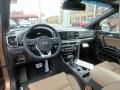 2020 Sportage SX Turbo AWD Beige Interior