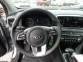 2020 Sportage LX AWD Steering Wheel