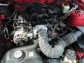 2007 Torch Red Ford Mustang V6 Premium Coupe  photo #32