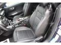 2018 Kona Blue Ford Mustang EcoBoost Premium Convertible  photo #12