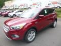 2019 Ruby Red Ford Escape SE 4WD  photo #5