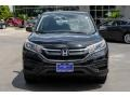 2016 Crystal Black Pearl Honda CR-V LX  photo #2