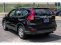 2016 Crystal Black Pearl Honda CR-V LX  photo #5
