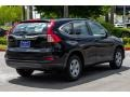 2016 Crystal Black Pearl Honda CR-V LX  photo #7