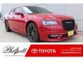 Redline Red Tri-Coat 2017 Chrysler 300 S