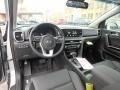 2020 Sportage EX AWD Gray Interior