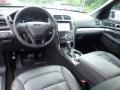 Medium Black Interior Photo for 2019 Ford Explorer #133777974