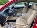 San Marino Red - Accord EX-L V6 Coupe Photo No. 9
