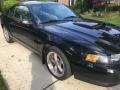 2001 Black Ford Mustang GT Coupe  photo #10