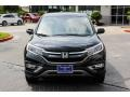 2016 Crystal Black Pearl Honda CR-V EX  photo #2