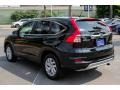 2016 Crystal Black Pearl Honda CR-V EX  photo #5