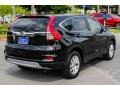 2016 Crystal Black Pearl Honda CR-V EX  photo #7