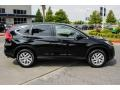 2016 Crystal Black Pearl Honda CR-V EX  photo #8