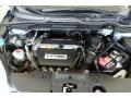 2009 Glacier Blue Metallic Honda CR-V LX 4WD  photo #31