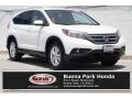 2012 White Diamond Pearl Honda CR-V EX-L #133784467