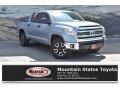 2016 Silver Sky Metallic Toyota Tundra SR5 CrewMax 4x4 #133784343