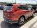 2019 Basque Red Pearl II Honda CR-V EX-L  photo #5
