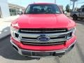 2019 Race Red Ford F150 XLT Regular Cab 4x4  photo #2