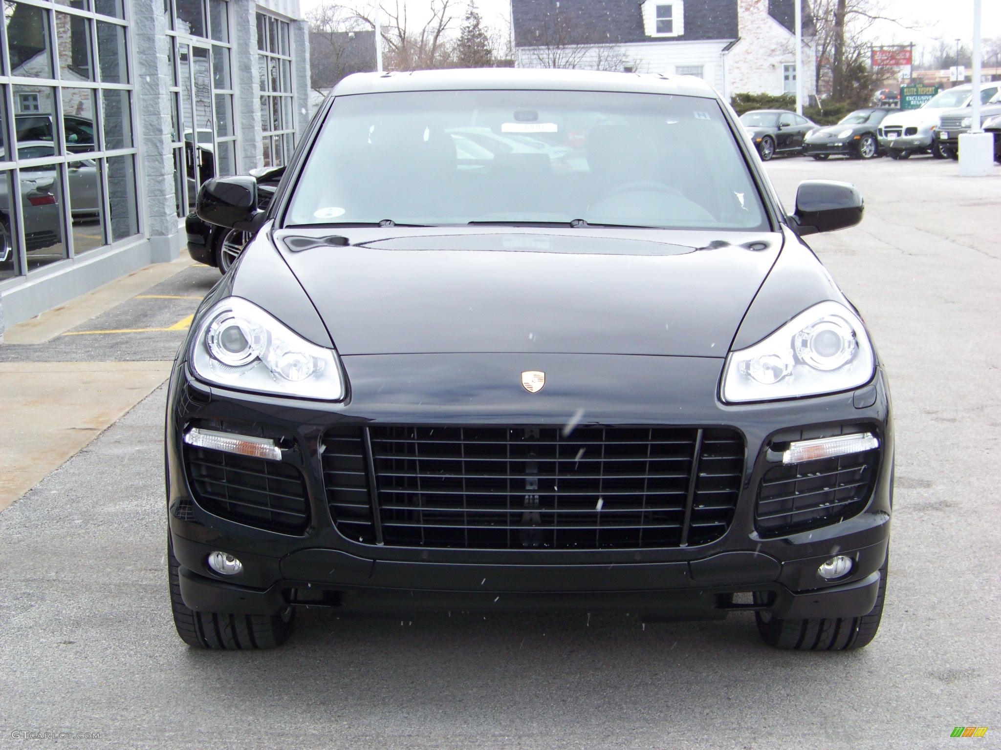 2008 black porsche cayenne gts 133539 photo 2 car color galleries. Black Bedroom Furniture Sets. Home Design Ideas