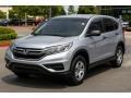 2016 Alabaster Silver Metallic Honda CR-V LX  photo #3