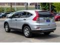 2016 Alabaster Silver Metallic Honda CR-V LX  photo #5