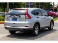 2016 Alabaster Silver Metallic Honda CR-V LX  photo #7