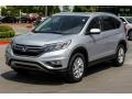 2016 Alabaster Silver Metallic Honda CR-V EX-L  photo #3