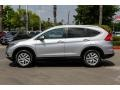 2016 Alabaster Silver Metallic Honda CR-V EX-L  photo #4