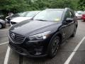 Jet Black Mica 2016 Mazda CX-5 Grand Touring AWD