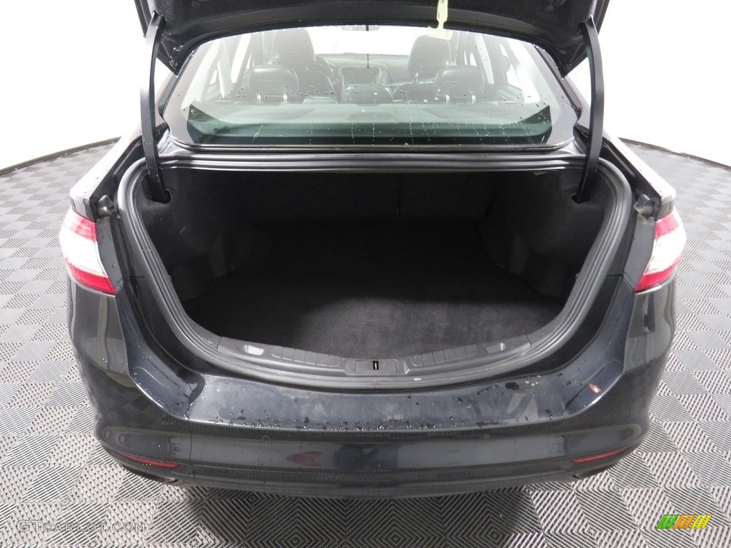 2013 Fusion Titanium AWD - Tuxedo Black Metallic / Charcoal Black photo #13