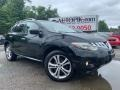 2009 Super Black Nissan Murano LE AWD  photo #2