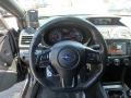 Carbon Black Steering Wheel Photo for 2018 Subaru WRX #133844176