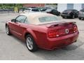 2006 Redfire Metallic Ford Mustang GT Premium Convertible  photo #3