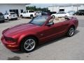 2006 Redfire Metallic Ford Mustang GT Premium Convertible  photo #9