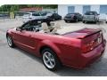 2006 Redfire Metallic Ford Mustang GT Premium Convertible  photo #10
