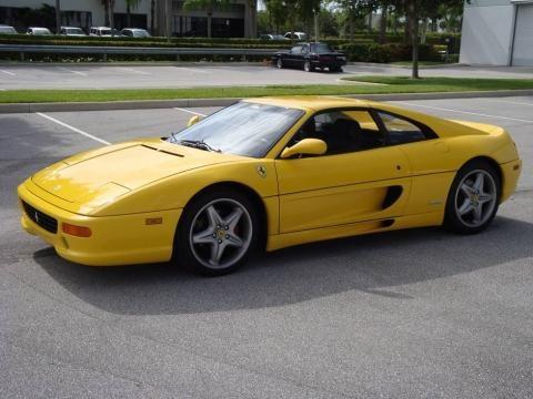 1999 Ferrari F355 GTS Data, Info and Specs
