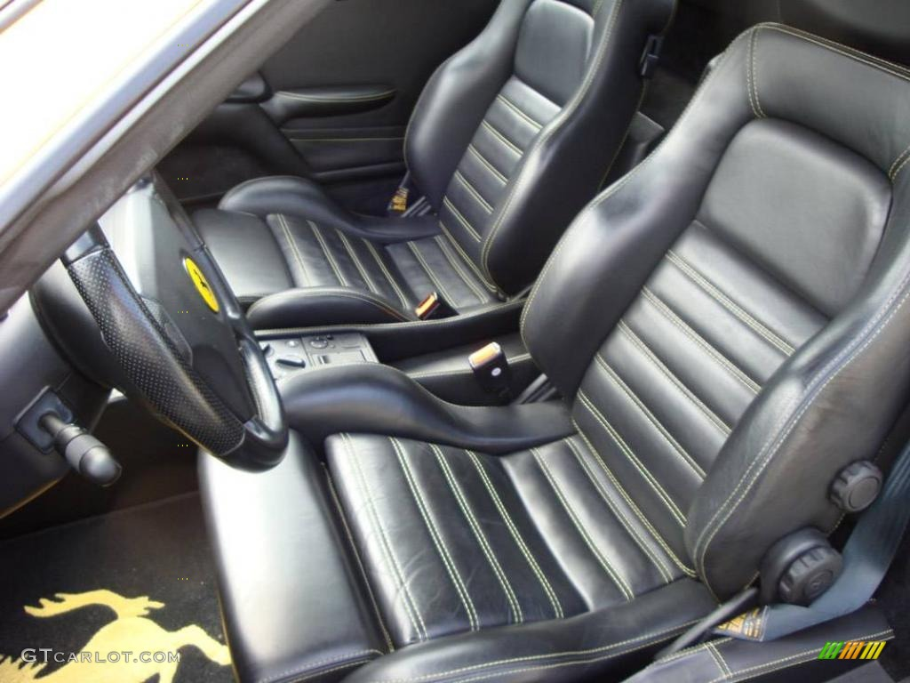 1999 fly yellow ferrari f355 gts 13356588 photo 5 car color galleries. Black Bedroom Furniture Sets. Home Design Ideas