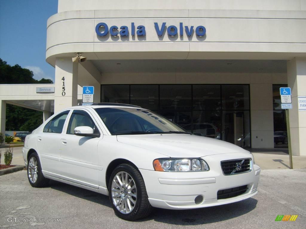 Volvo S60 2007 White