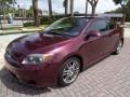 Black Cherry Pearl 2006 Scion tC