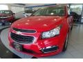 2016 Red Hot Chevrolet Cruze Limited LS #133868384