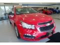 2016 Red Hot Chevrolet Cruze Limited LS  photo #6