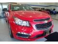 2016 Red Hot Chevrolet Cruze Limited LS  photo #12