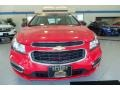 2016 Red Hot Chevrolet Cruze Limited LS  photo #13