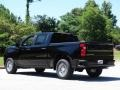 2019 Black Chevrolet Silverado 1500 WT Crew Cab  photo #6