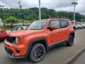 2019 Omaha Orange Jeep Renegade Latitude 4x4 #133877822