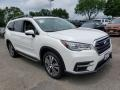 Crystal White Pearl 2019 Subaru Ascent Limited